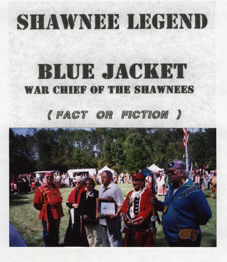 Blue Jacket Fact Or Fiction